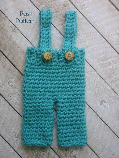 Crochet pattern crochet baby pants and suspenders pattern baby crochet pattern for baby pants and matching suspenders sizes included newborn 0 to dt1010fo