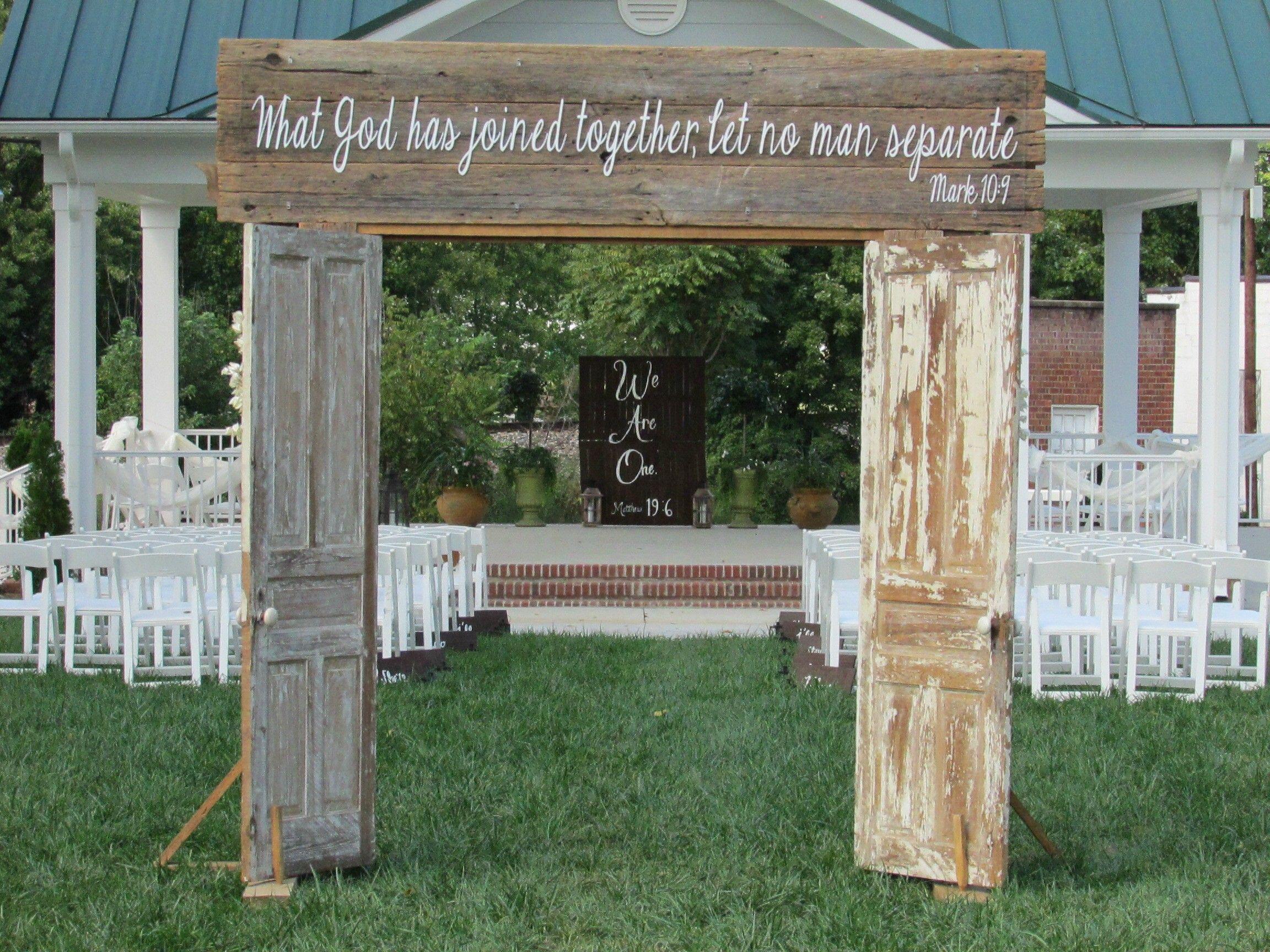 Wedding doors for rent - Rustic Wedding Doors Rent Rusted Root Rentals Amazing Entrance Setup Of Wedding Doors Beautiful