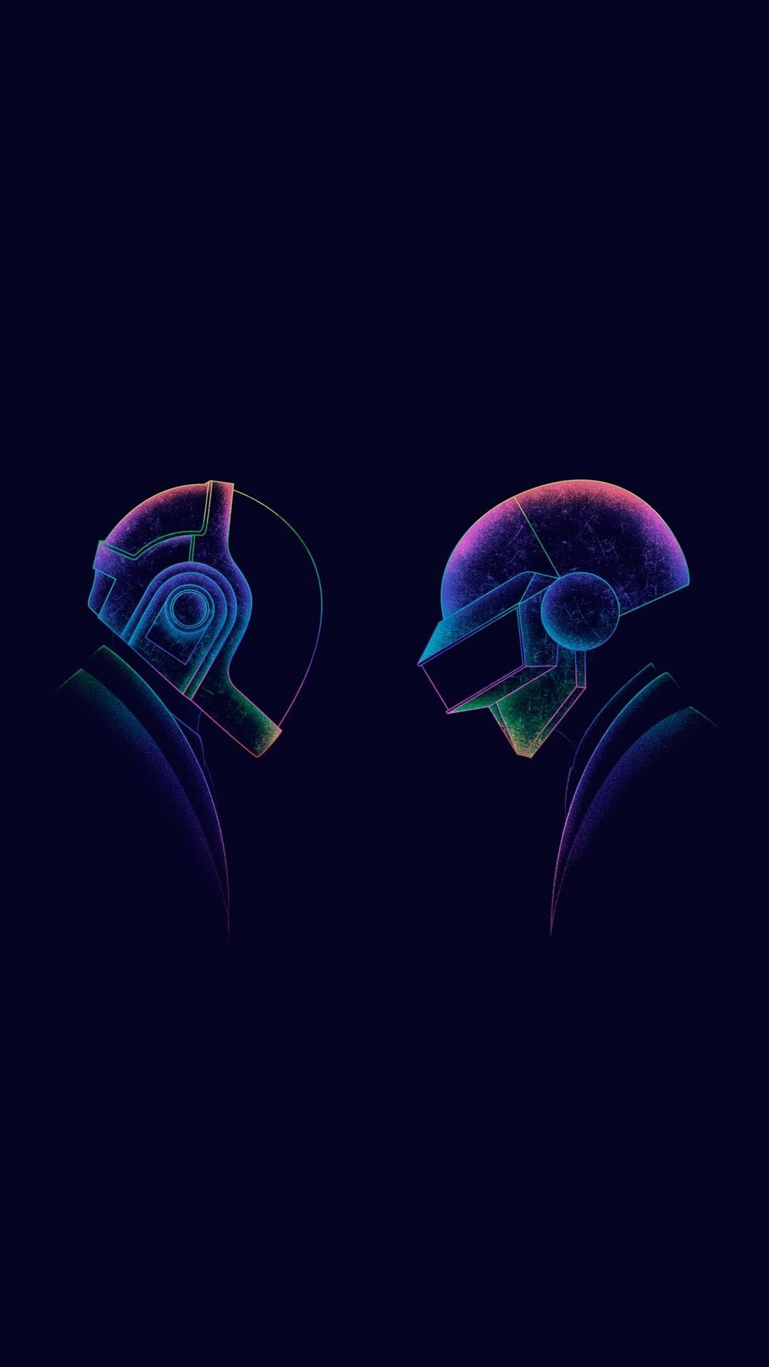 Pin by Ankeet Kavaiya on illustrations | Daft punk, Daft ...