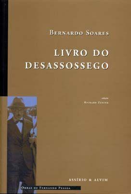 04170e925 Bernardo Soares (Fernando Pessoa) - Livro do desassossego | livros ...