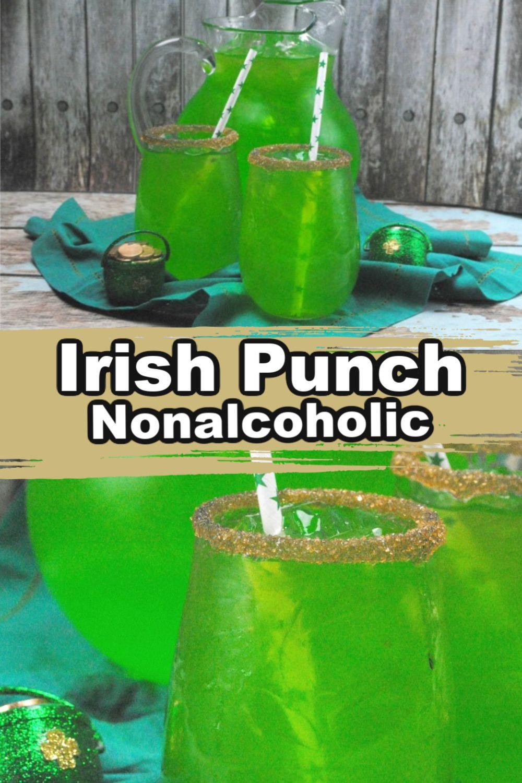 Irish punch nonalcoholic in 2020 irish drinks non