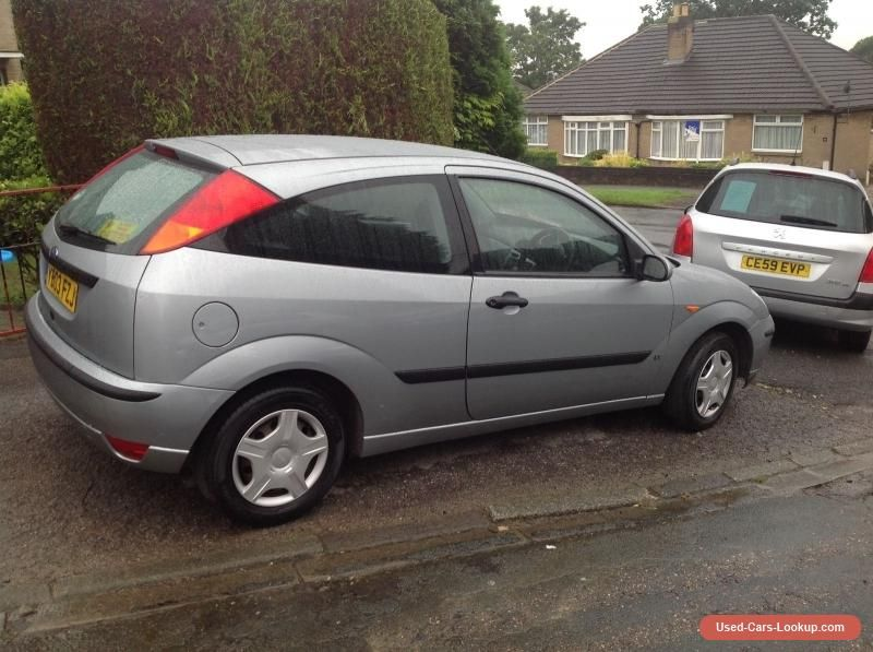 Car For Sale Ford Focus 1 4 Lx