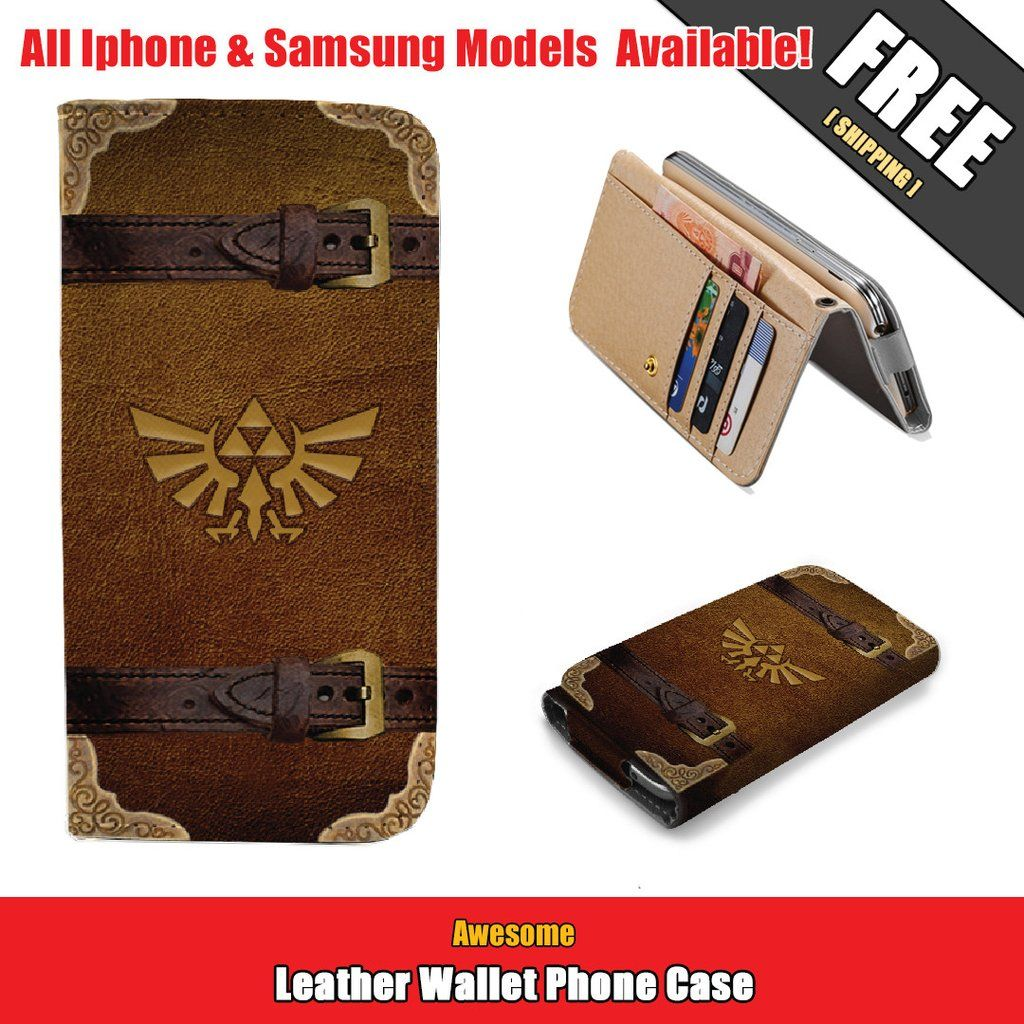 Only Portemonnee.Awesome Zelda Wallet Case Today Only Discount Twisted Cases