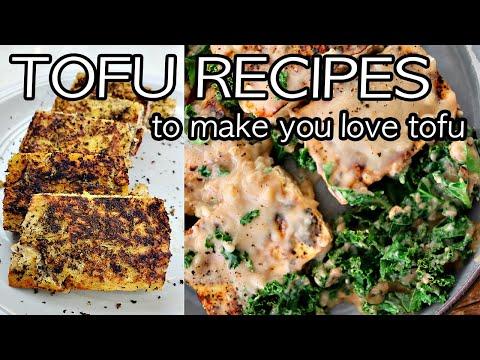 3 Delicious Tofu Recipes For Your Valentine Cheap Lazy Vegan In 2020 Tofu Recipes Delicious Tofu Tofu Recipes Vegan