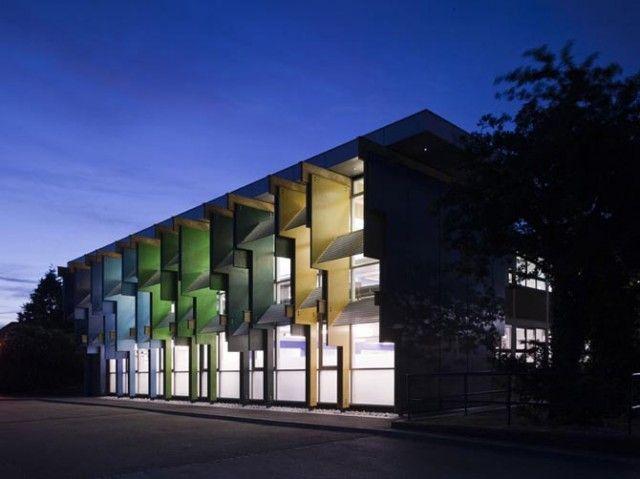 Pin By Alan Sabarillo On Modern School School Architecture