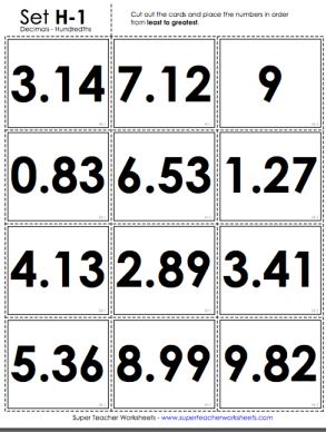 Decimals Search Results Teacher Blog Spot Learning Math Math Instruction Math Decimals