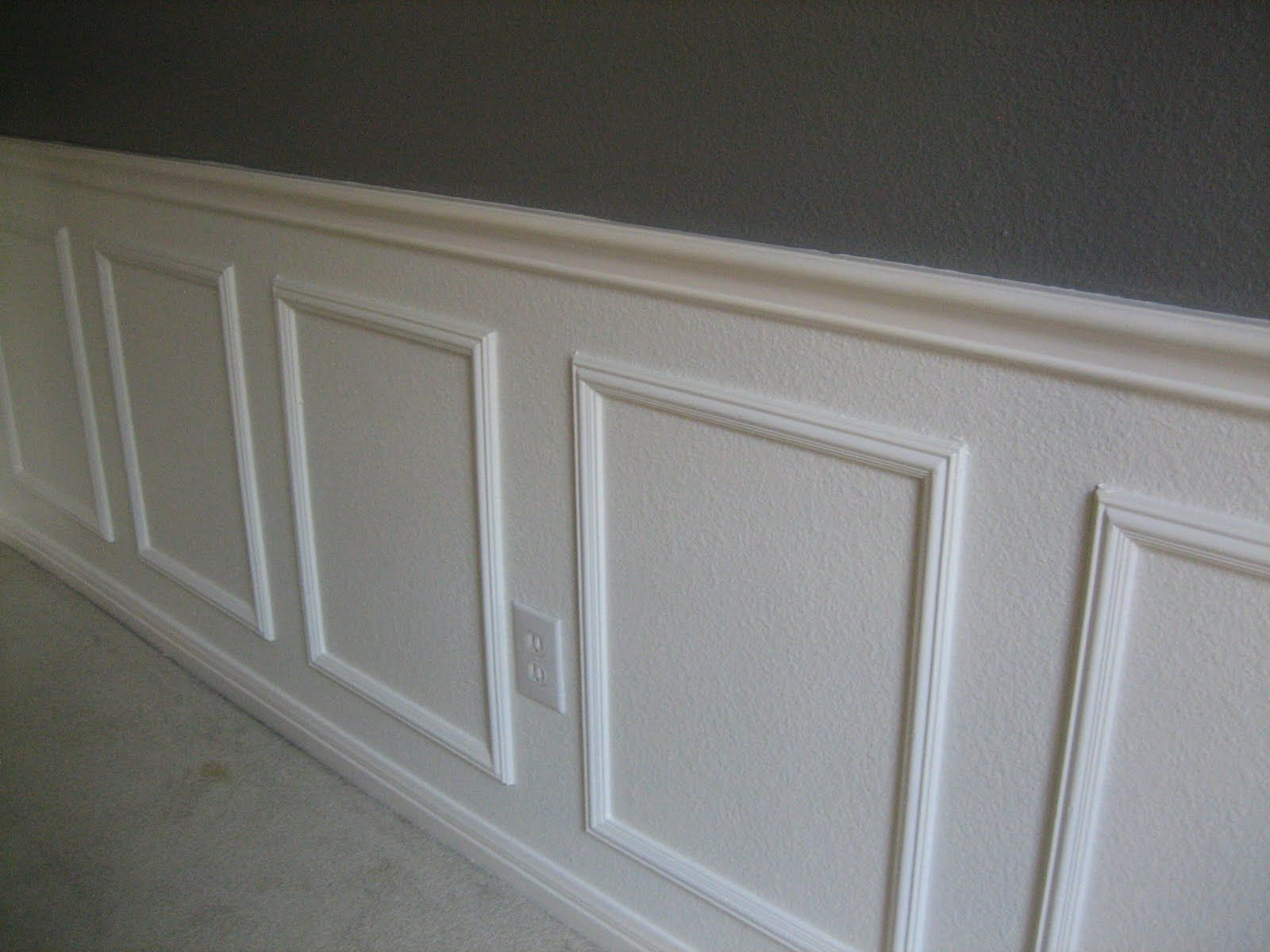 Wainscoting success how to install wainscoting without Images of wainscoting in bedrooms