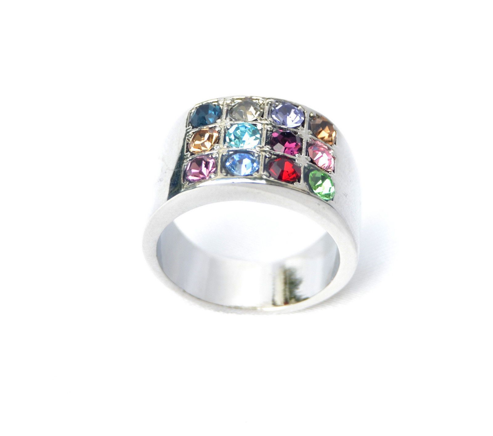 Hoshen Stone Ring 12 Tribes Made Israel Choose Size Us 6