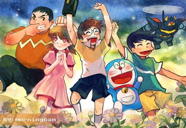 Doraemon by morning6am on DeviantArt