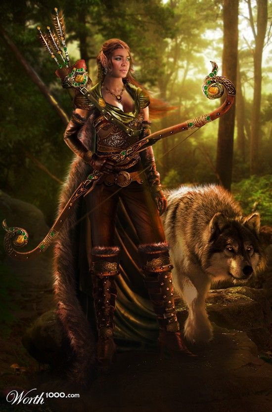 H8h Myth Creatures Elves The Sun Elves Worth1000 Contests