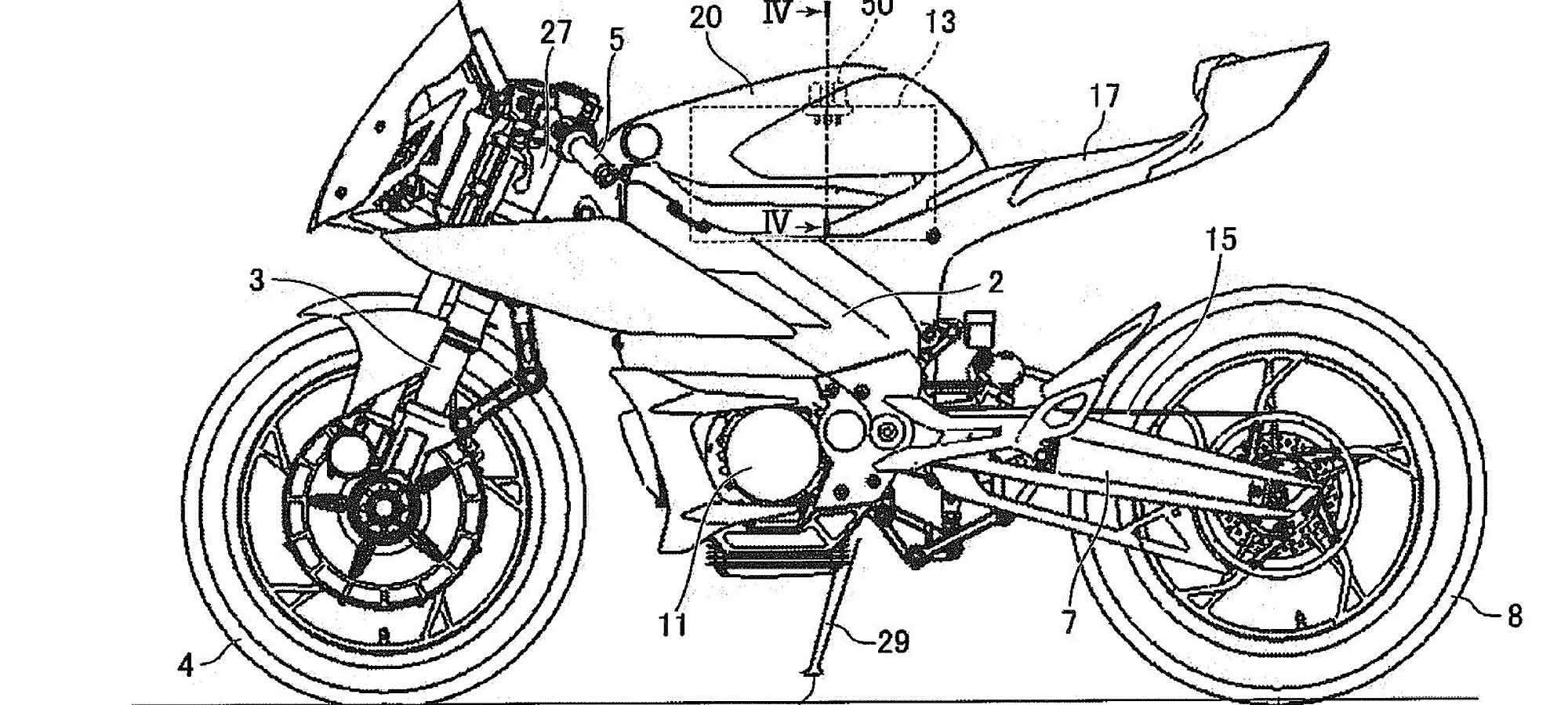 New Yamaha Designs Hint At Its Electric Future