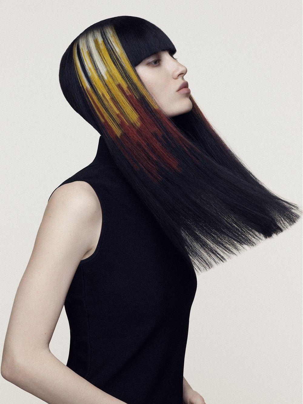 трафаретное окрашивание волос фото указывать факт копии