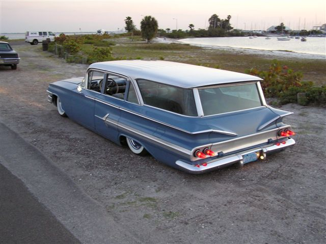 1960 Chevrolet Wagon Re Pin Brought To You By Ins Agents At