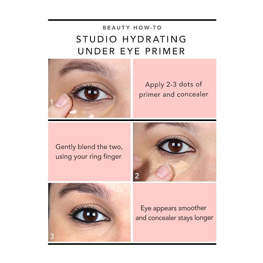 ELF Hydrating Under Eye Primer 3 Primes the under eye