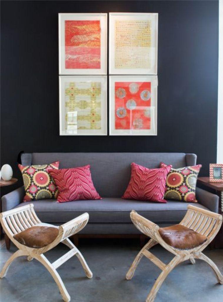 Modern Bohemian Living Room  Cosy Living Room  Pinterest Prepossessing Bohemian Living Room Design Decorating Design