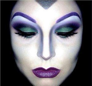 maquillaje halloween bruja - Maquillaje Bruja
