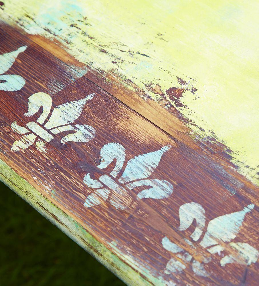 tischplatte biertisch garten pinterest biertisch shabby und dachboden. Black Bedroom Furniture Sets. Home Design Ideas