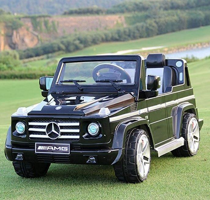 Mercedes Benz G55 12 Volt Suv Ride On Toy Car Mercedes Benz Toy