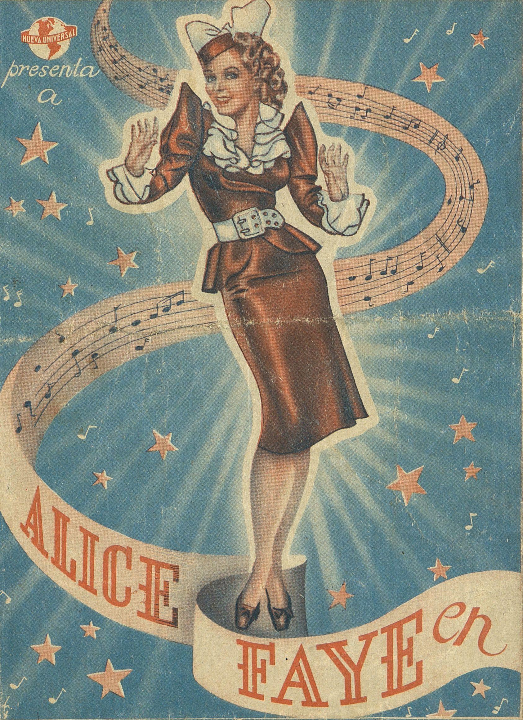 236.  Millonario a sueldo. Dirigida por David Butler. [1937].  #ProgramasdeMano #BbtkULL #Musicales #DiadelLibro2014