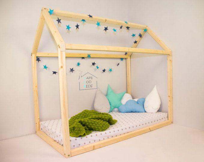 Haus Bett Etagenbett : Hochbett fr zwei kinder cool einzigartig lifetime htten