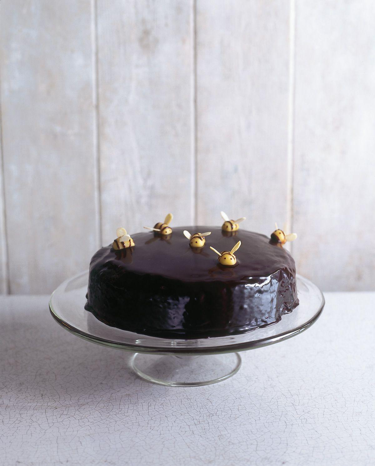 Honey chocolate cake recipe honey chocolate cake