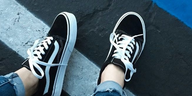 PSA: Vans don't look like this anymore