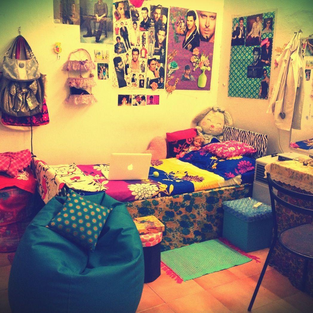 My hostel room | hostel ideas | Pinterest | Room