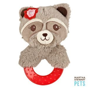 Martha Stewart Pets Teether Ring Dog Toy Toys Petsmart Toy