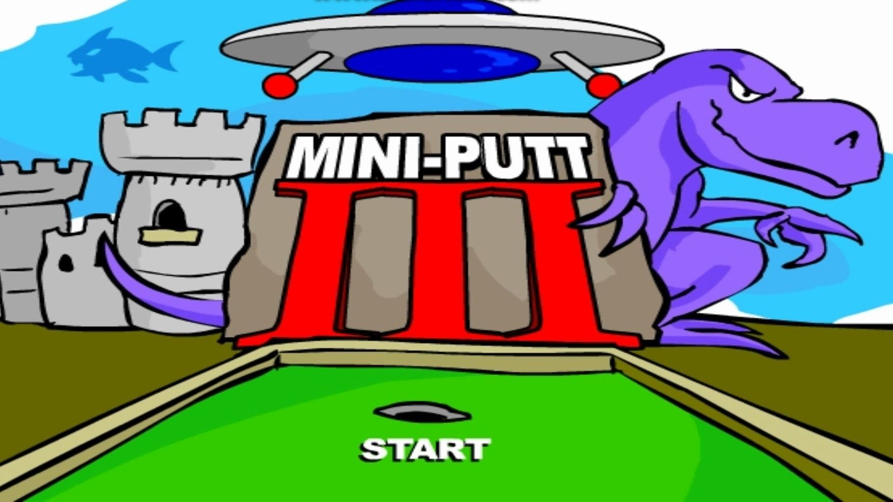 MiniPutt 3 2018 PC Mac Game Full Free DOwnload Highly