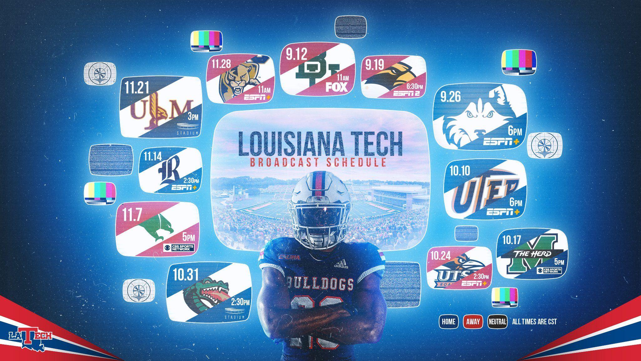 Louisiana Tech in 2020 Louisiana tech, Sales and