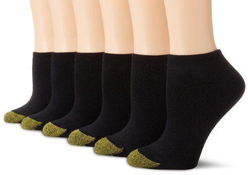 Gold Toe Women's 6 Pack Pair Cushion Liner Socks *** Visit the image link more details.