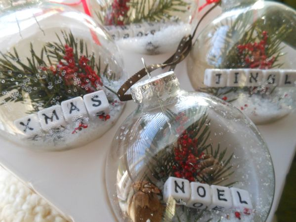 'Tis the season to be jolly fa-la-la-la-la la-la la-la!  Winter is full of so many opportunities to try new recipes and crafts, like these Vintage Christmas Ornaments. They make great gifts fo...