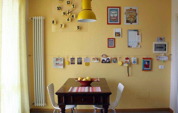 Emejing Pareti Colorate Cucina Gallery - Ideas & Design 2017 ...