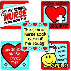 School Nurse Office Decorations School Nurse Stickers Teacher