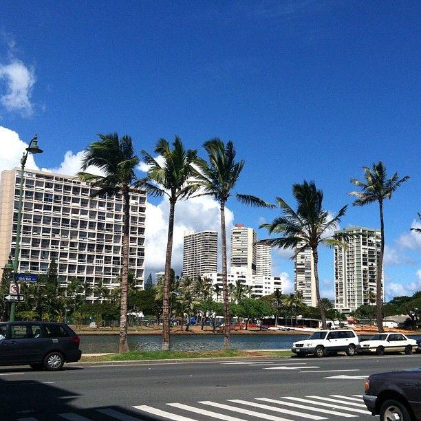"""@jboitnott's photo: """"Waikiki"""""""