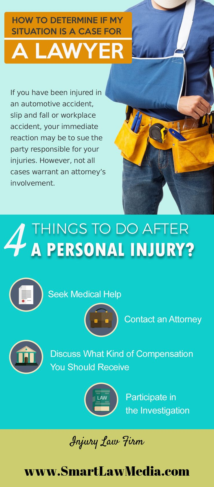 Attention Personal injury firms. Helping law firms to