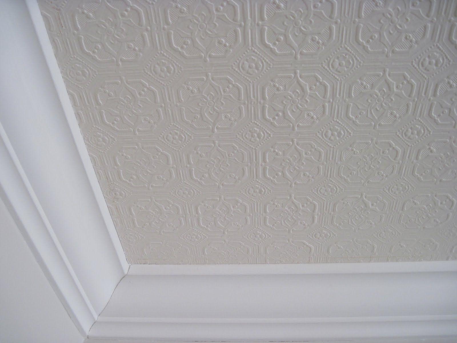 7 Ceilings Design Ideas For 2017   Tin ceilings, Textured ...
