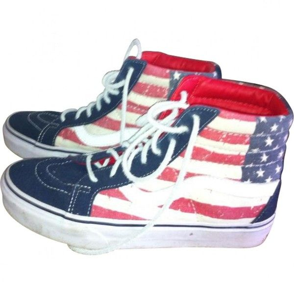 Pre-owned - Cloth trainers Vans PFYYPVmgPG