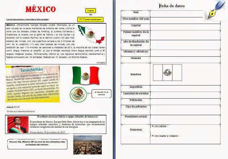 Épinglé sur Cours espagnol