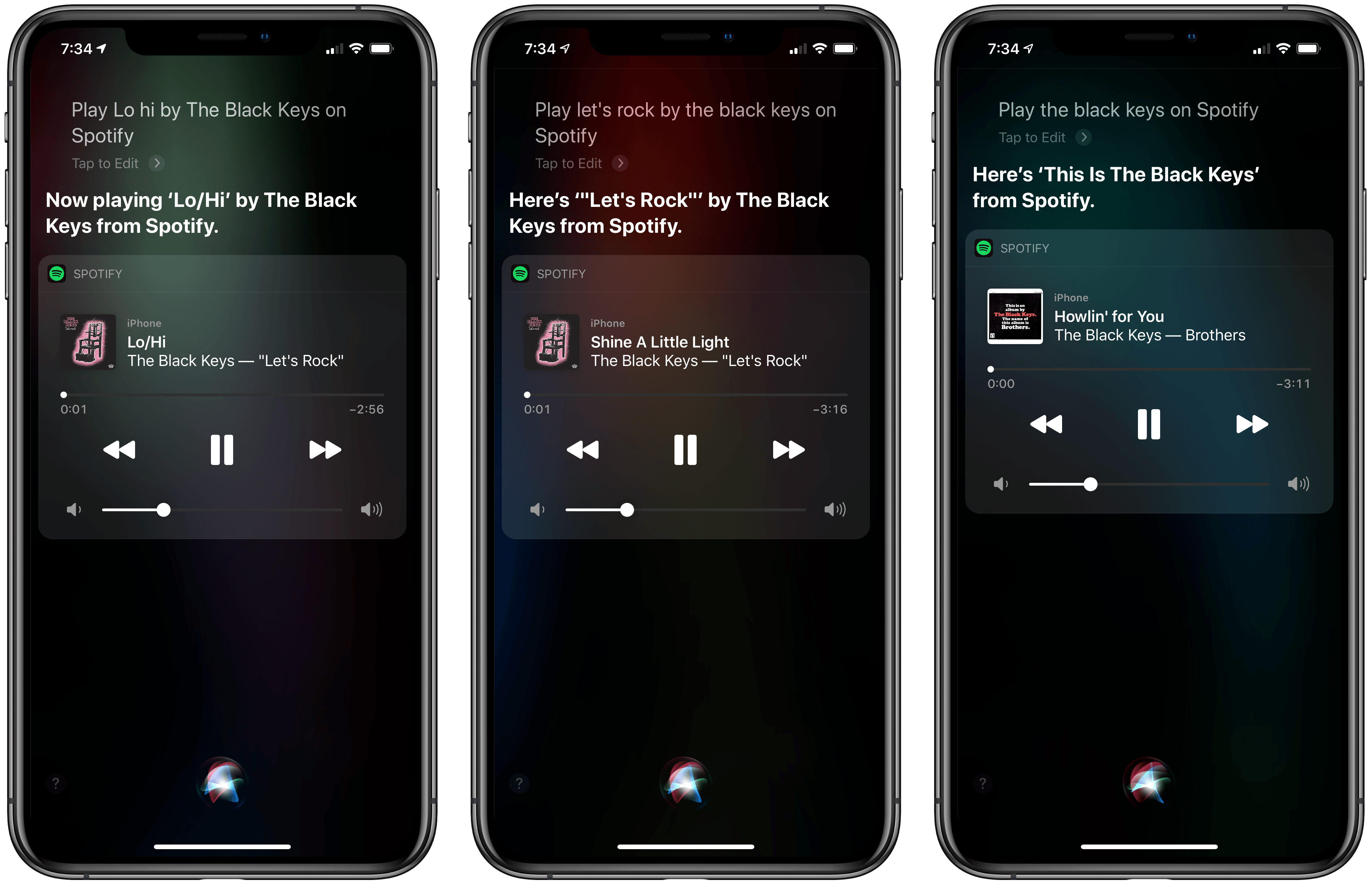 HandsOn with Spotify's Siri Integration and Apple TV App