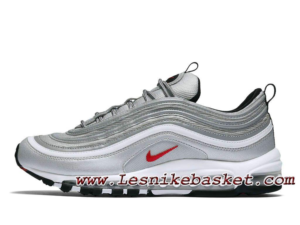 check out 5de8f 95128 Baskets basses Air Max 97 OG QS Nike en jaune pour homme GH8HUA1Z -  destrainspourtous.fr