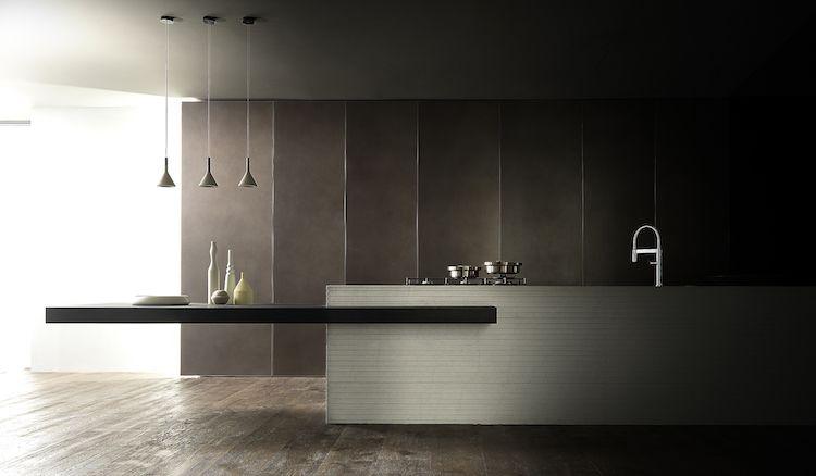 Greeploze Design Keukens : Minimalistische greeploze design keuken l u003e kitchen pinterest