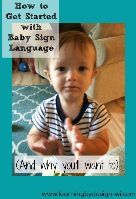 how to teach baby to talk early