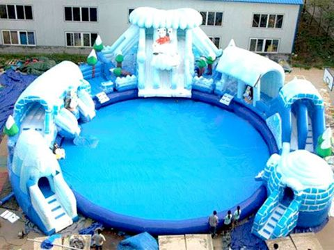 Large Ice World Inflatable Swimming Pool For Sale Swimming Pools Pool Inflatable Swimming Pool