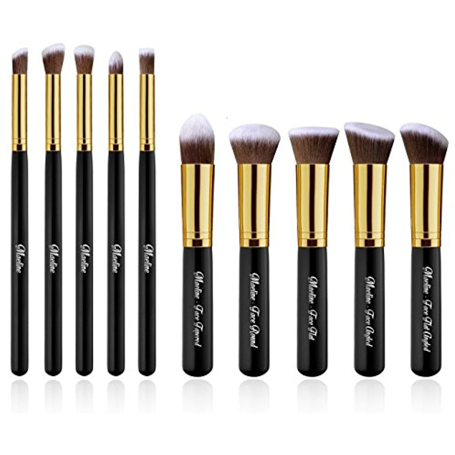 Maeline® Essential Premium Collection Makeup Brush