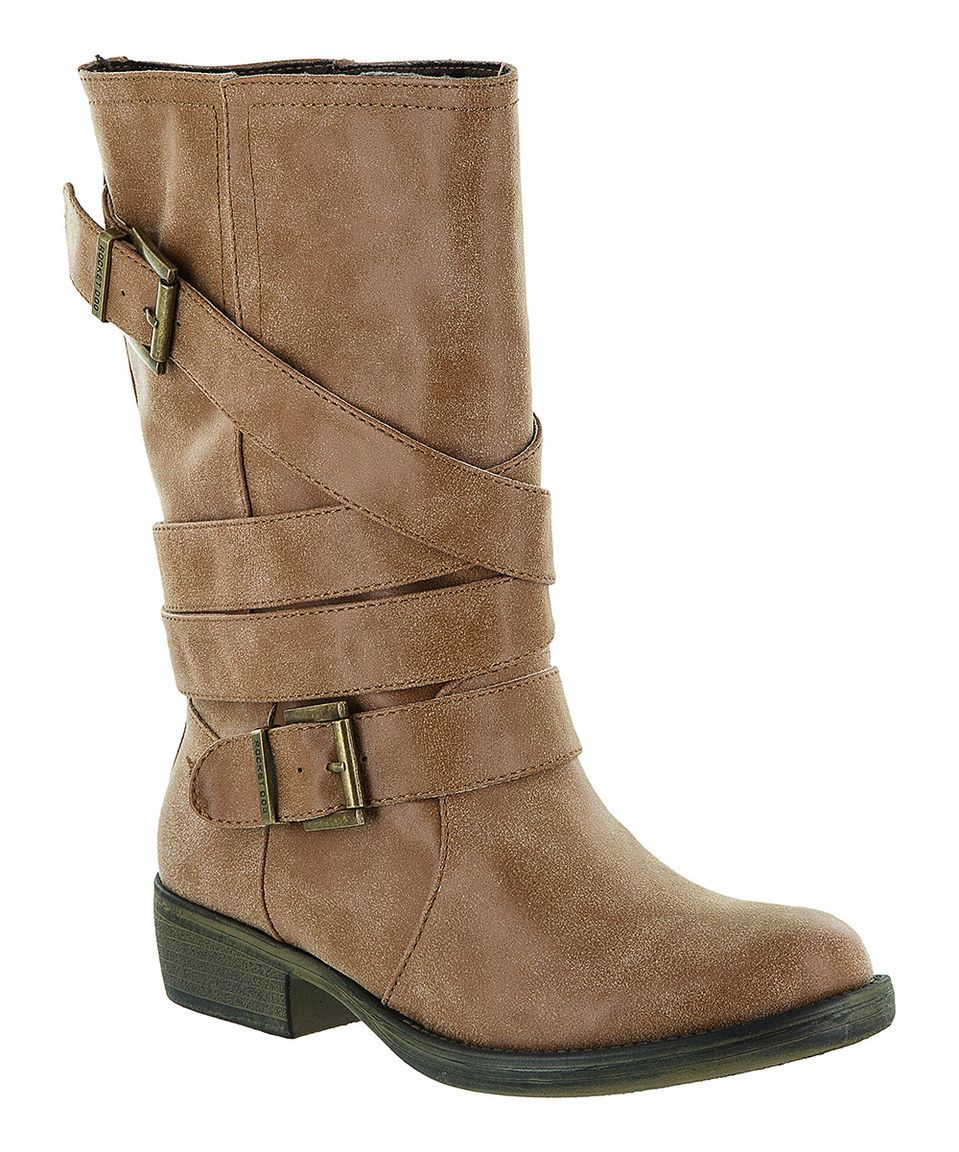 Loving this Whiskey Truly Mclaren Boot on #zulily! #zulilyfinds