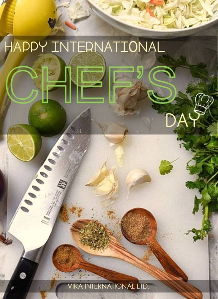 Happy international chef day how to win at binary options trading