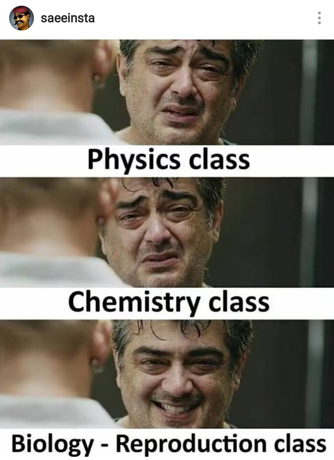 Lol I Remember How Excited The Entire Class Was Biology Memes Biology Jokes Chemistry Jokes