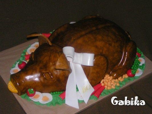 Torty od Gabiky   Narodeninové torty