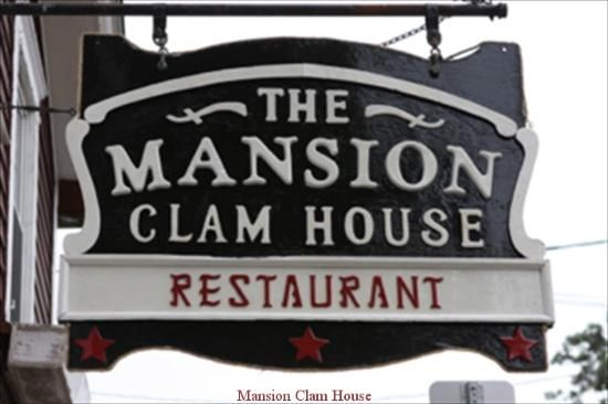 Mansion Clam House, Westport - Restaurant